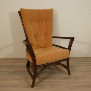 366 Manou stoel Fauteuils Rotan Stoelen Rieten Fauteuil Rotan Stoel Fauteuils Riet Rotan Stoelen Rieten Meubelen Rotanspeciaalzaak