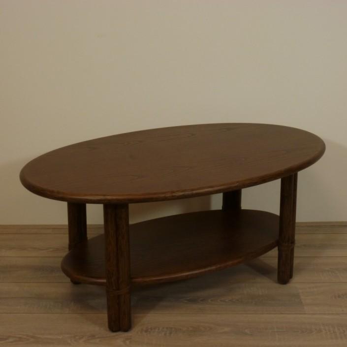 Nr 366 manou meubelen rotan salontafel for Tafel ovaal
