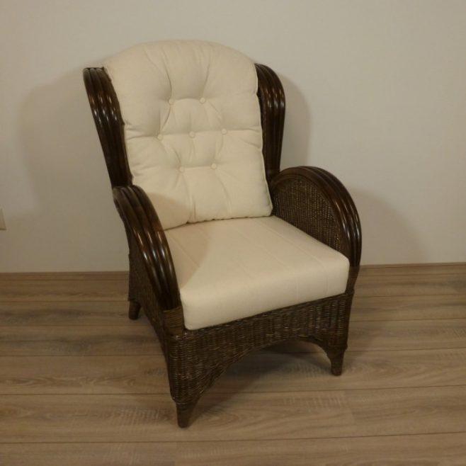 hilversum rotan stoel