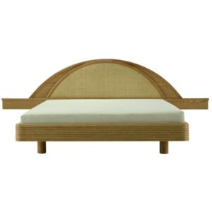 Manou Bed 554 Rotan Bed Manou Bedden Slaapkamer Meubel Ledikant Rotansppeciaalzaak