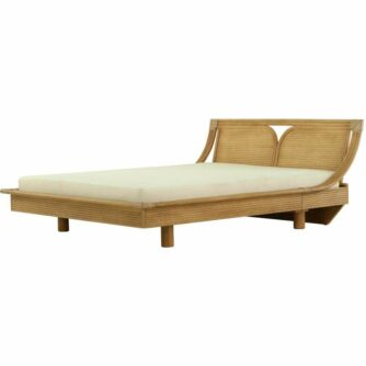 Manou Bed 559 Rotan Bedden Rotan Bed Manou Bedden Slaapkamer Meubel Ledikant Rotansppeciaalzaak