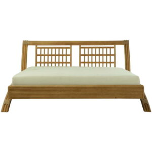 Manou Bed 590 Rotan Bedden