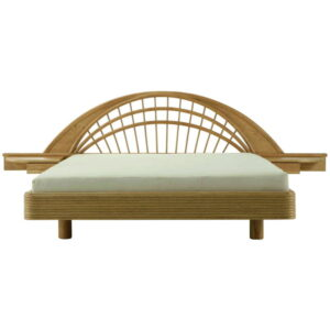 Manou Bed 594 Rotan Bedden