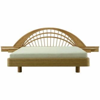 Manou Bed 594 Rotan Bedden
