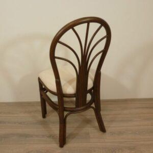 Manou Eetkamerstoelen 301 Rotan meubelen meubels rieten stoelen rotan eetkamerstoelen eetstoelen rotanspeciaalzaak rotanspecialist rotan eethoek eetkamerstel