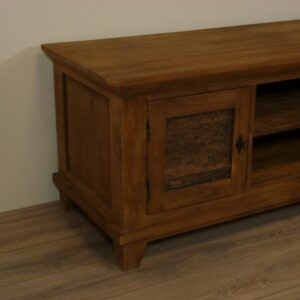 Raffless TV Dressoir Oud Teak Teakhout