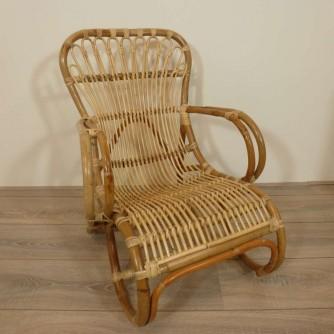 Santi Belse 8 Acht Kinderstoel Rotan