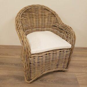 Carolina Rieten Kinderstoel Rotan