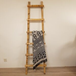 Decoratieve Ladder Rotan Trap 150cm Naturel