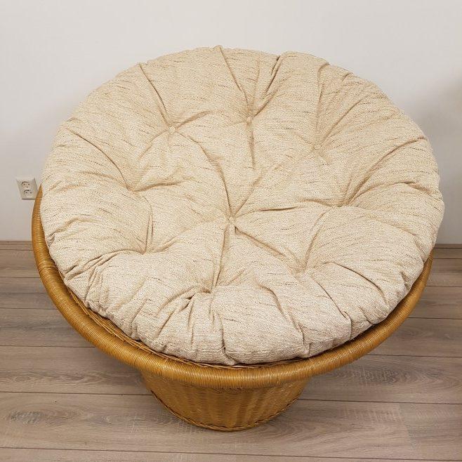 rotan draaistoel finest modern dressoir teak mariekke vintage design furniture with rotan. Black Bedroom Furniture Sets. Home Design Ideas